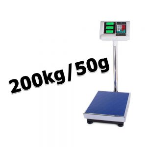 Platformweegschaal 200 kg