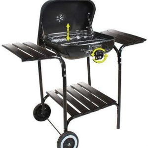Barbecue vierkant